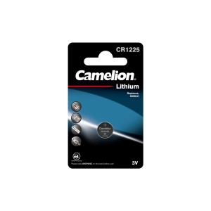 Батарейка Camelion CR1225 BP-1 3V 10/1800