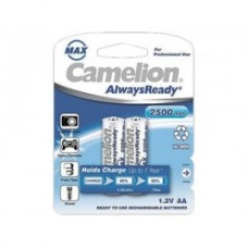 Аккумулятор Camelion AA-2500-BP2 NH Always Ready 24/384