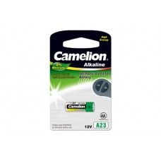 Батарейка Camelion А23-BP1  Mercury Free (без ртути) 20/900